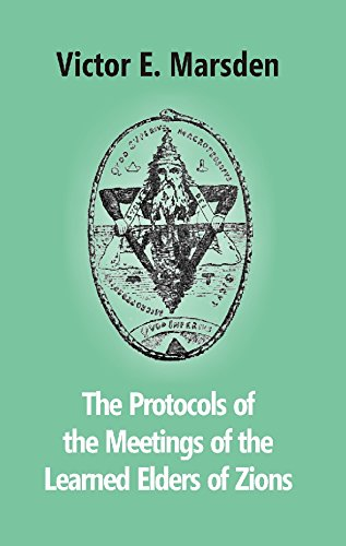 The Protocols of the Learned Elders of Zion (PDF & FullAudiobook)
