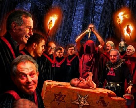 TEMPLE OF BAAL ERECTED SAME DAY BLOOD SACRIFICE TO THE BEASTBEGINS