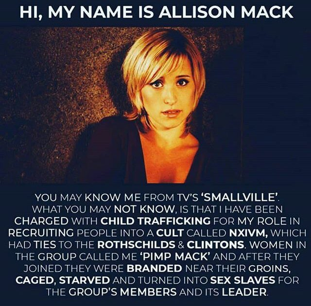 AllisonMackNXIVMCult