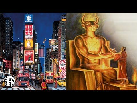 April 19 Temple Of Baal In New York Is Going Up Same Day The Blood Sacrifice To The Beast Begins