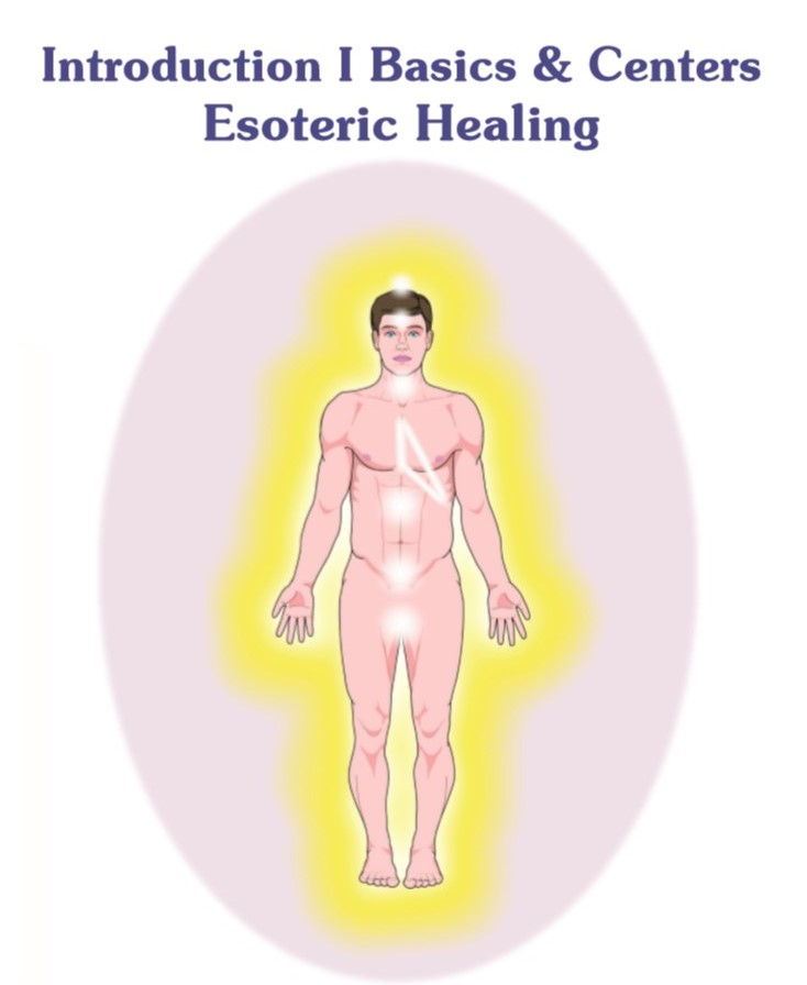 Introduction I:  Basics & Centers – Esoteric Healing by Alan Hopking & PDF Download
