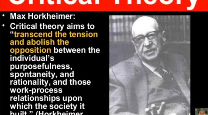 The Origins of Political Correctness