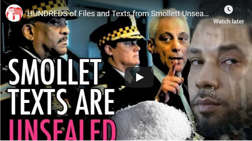 HUNDREDS of Files and Texts from SmollettUnsealed