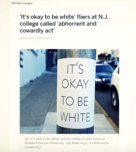 New Zealand Says IT'S NOT OKAY TO BE WHITE, Kiwis Live in Fear