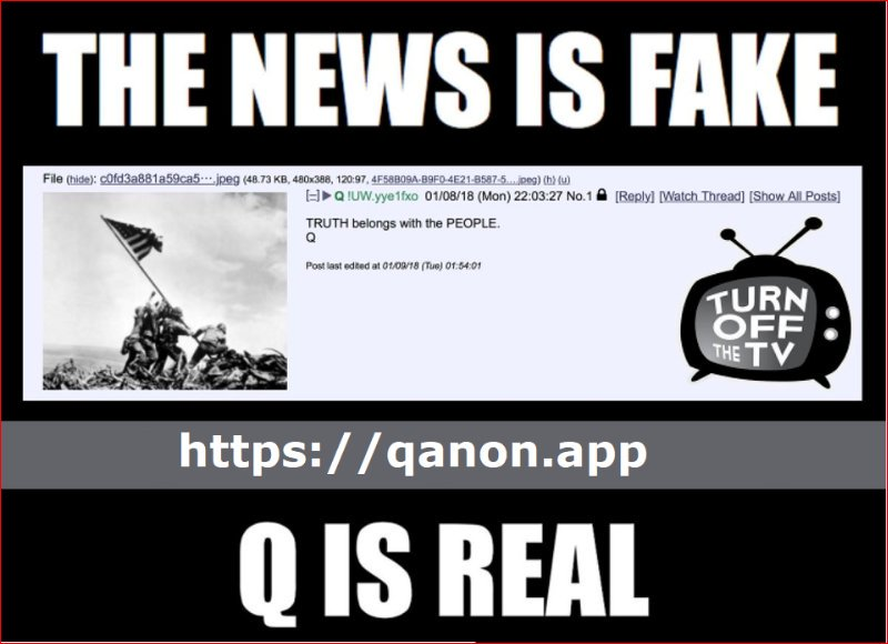 Twitter: Stepping Up The Message Against QAnon