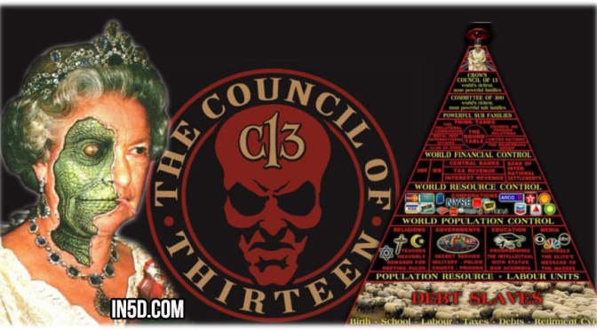 Reptilians And The Council Of 13 : In5D Esoteric, Metaphysical, and Spiritual Database